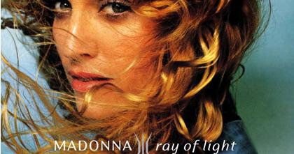 18 שנה לאלבום Ray of Light